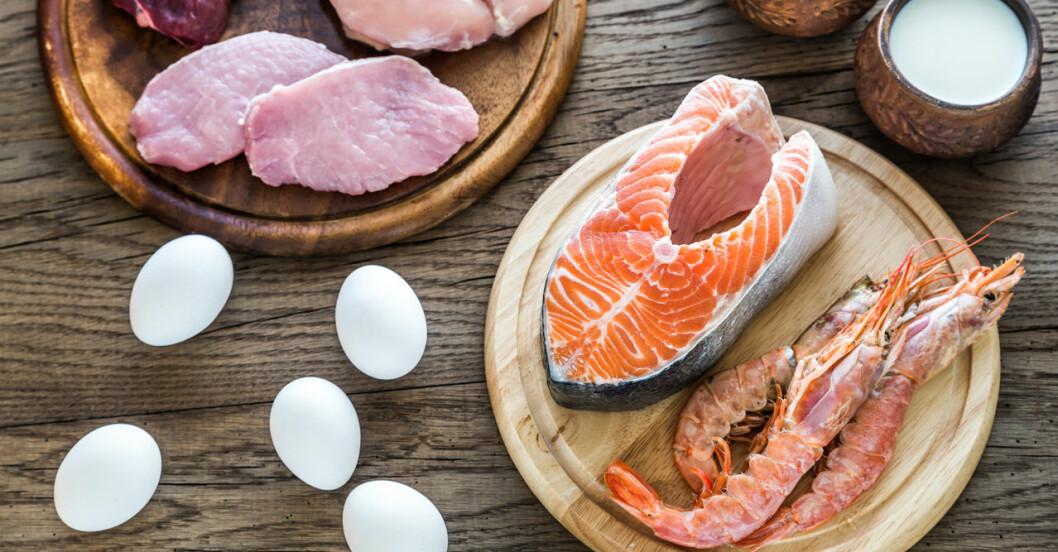 Dukan diet består av fyra olika faser.