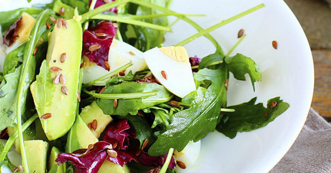 Personer som äter ekologiskt har mindre gift i kroppen.