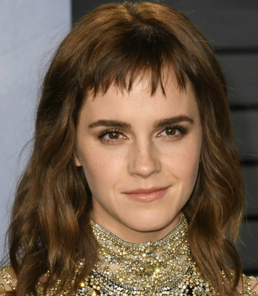 Emma Watsons i microlugg.
