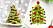 Enkelt och nyttigt julgodis: Kiwi i granform med bär