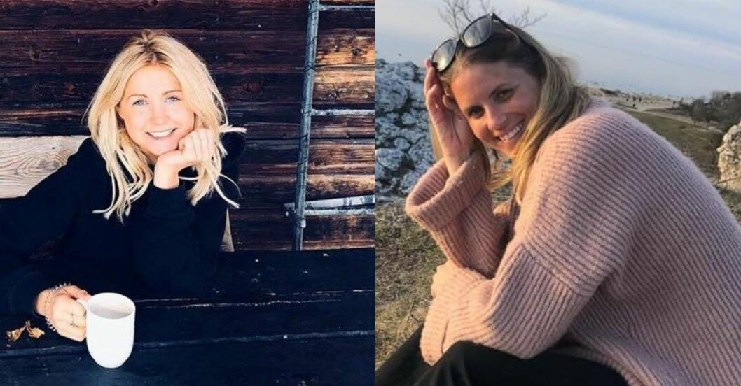 Malin och Ida har startat Facebookgrupp för att hjälpa folk under Corona