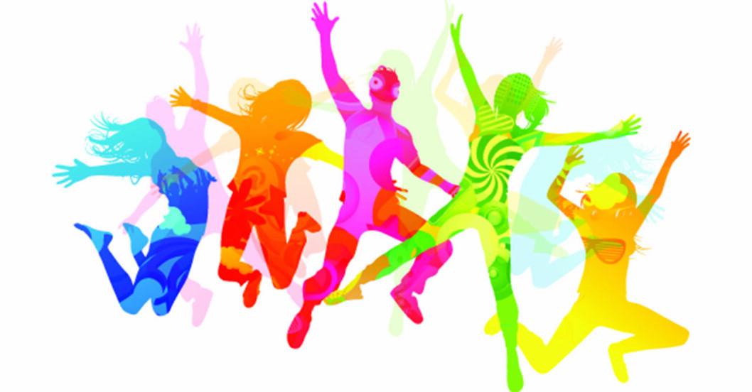 Det kan vara svårt att dela in personer i färger utifrån personlighet.