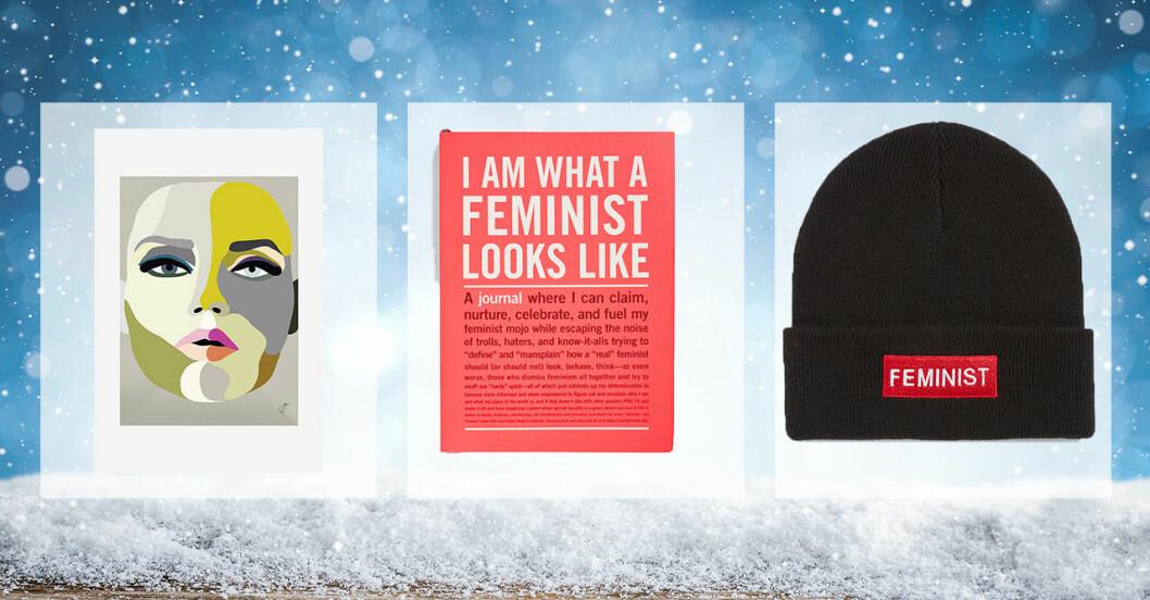 Julklappar till feminster
