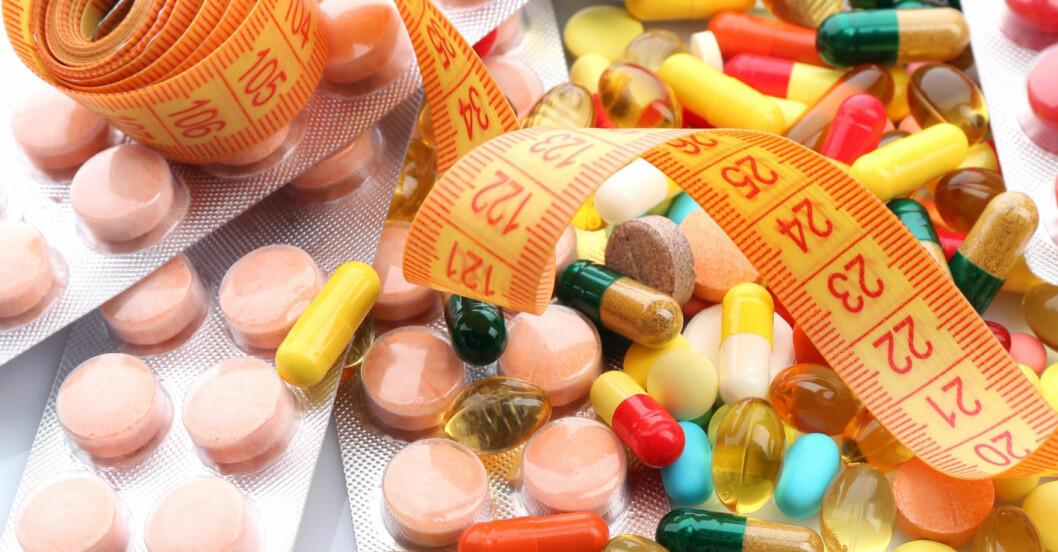 Läkemedel mot fetma inom räckhåll!