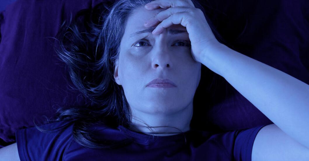 Fibromyalgi är en sjukdom som inte syns på den drabbade.