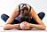 Stretcha höften-övning som kan hjälpa vid ländryggsproblem