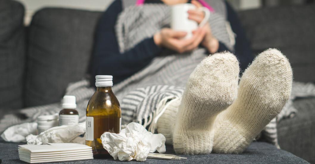 Förkylningen har olika faser – och de kräver olika behandlingar.