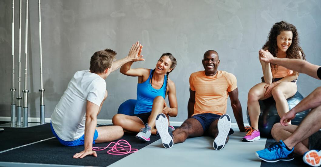 Ett svenskt företag lyckades minska sjukfrånvaron genom att motivera sina anställda till att träna mer.