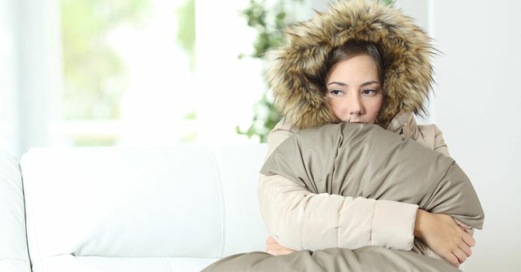 Därför fryser du mer än andra