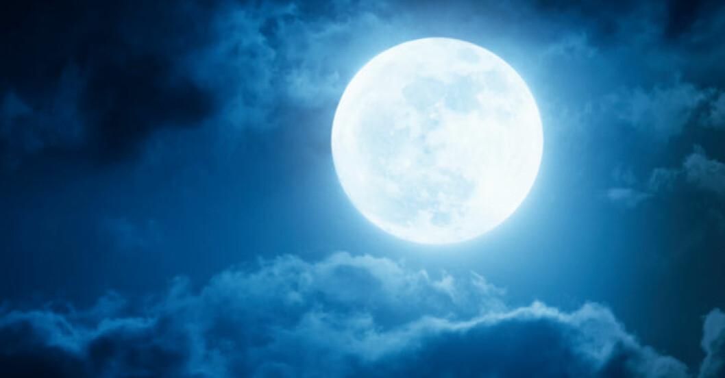När är det fullmåne?