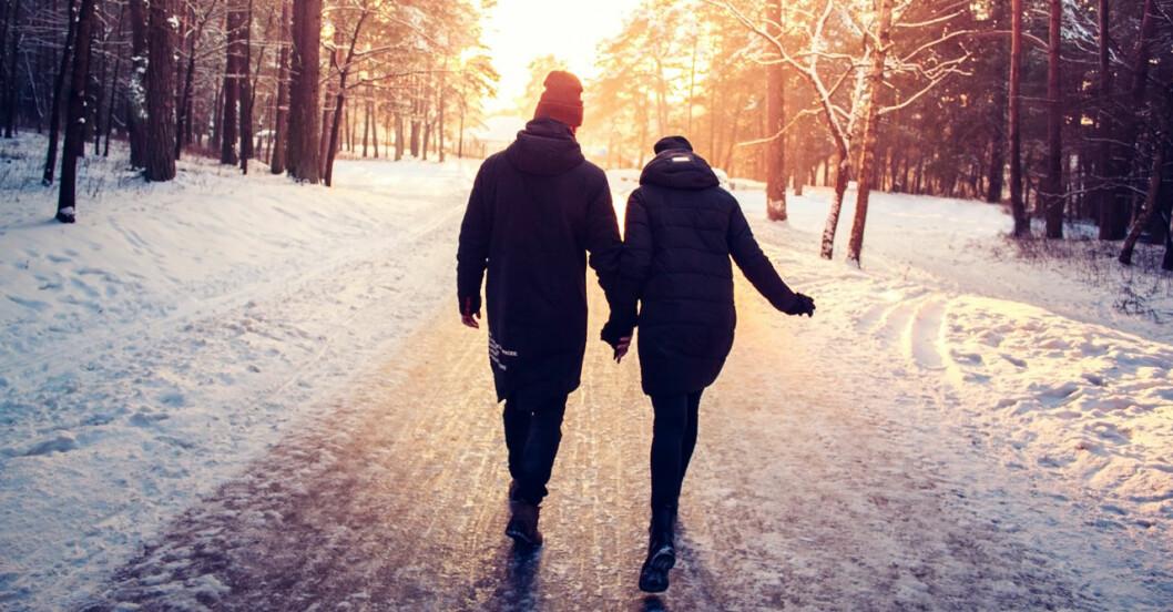 gift par promenerar