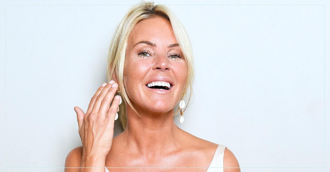 Magdalena Graaf berättar om sin nya skönhetsoperation