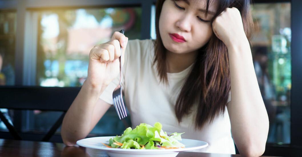 Det finns en förklaring till att många ogillar grönsaker.