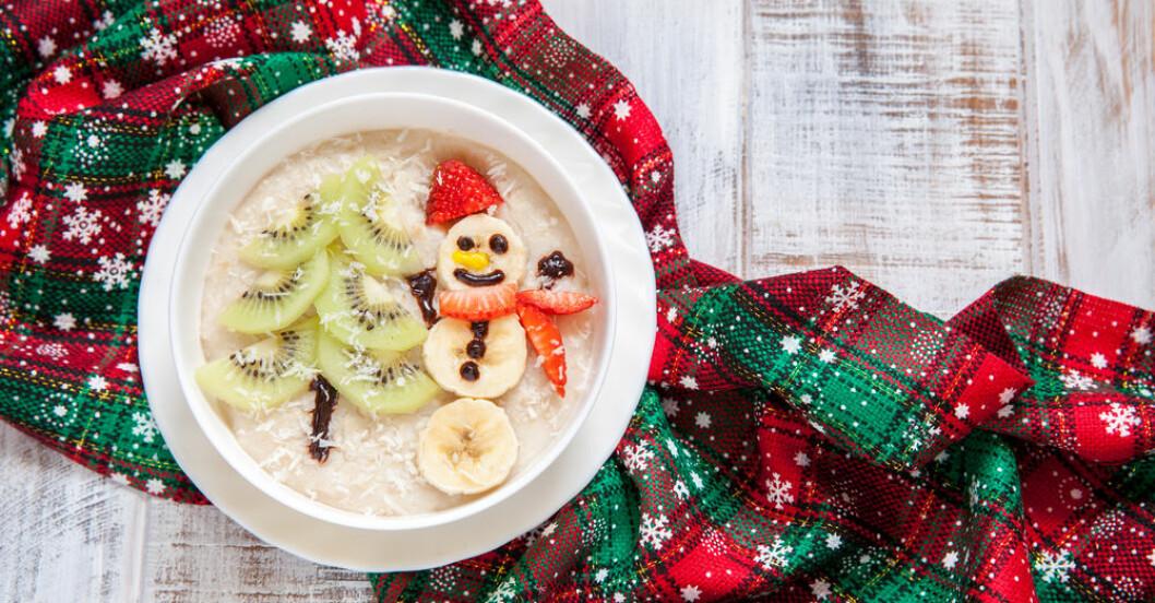 Gröt – bästa frukosten!