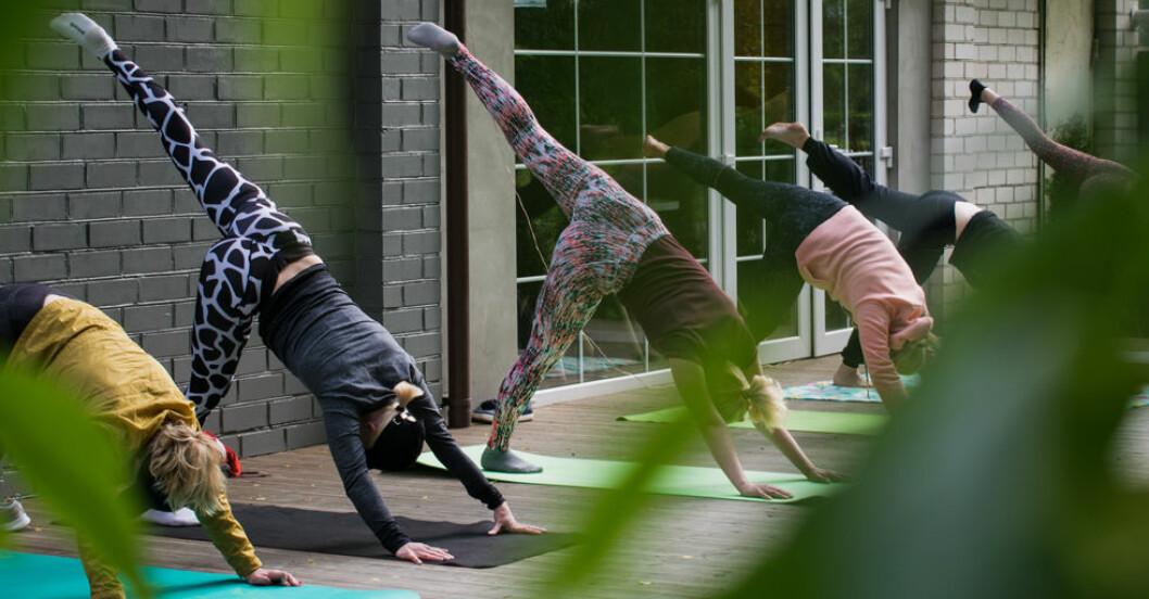 Att träna i grupp är att även träna hjärnan, enligt forskning.