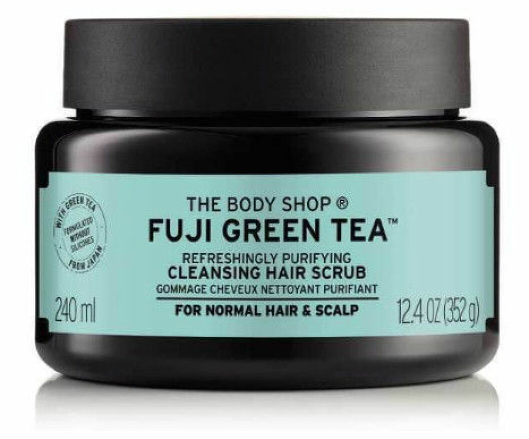 The Body Shop Cleansing Hair Scrub