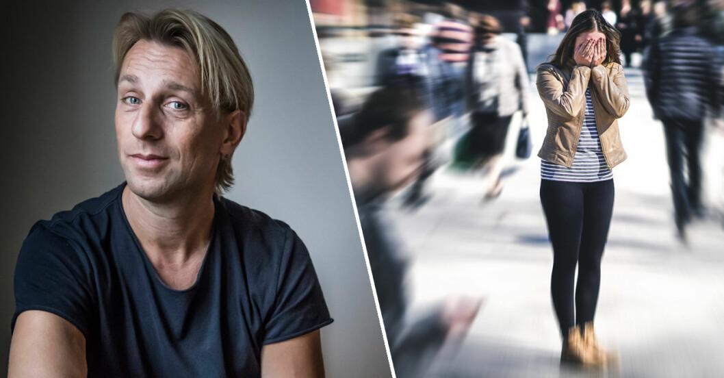 Anders Hansen om ångest.