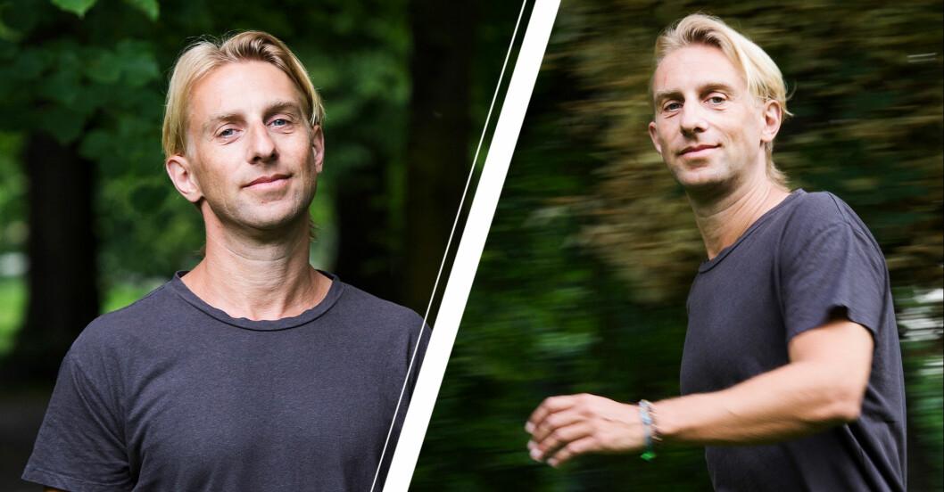 Anders Hansen tränar