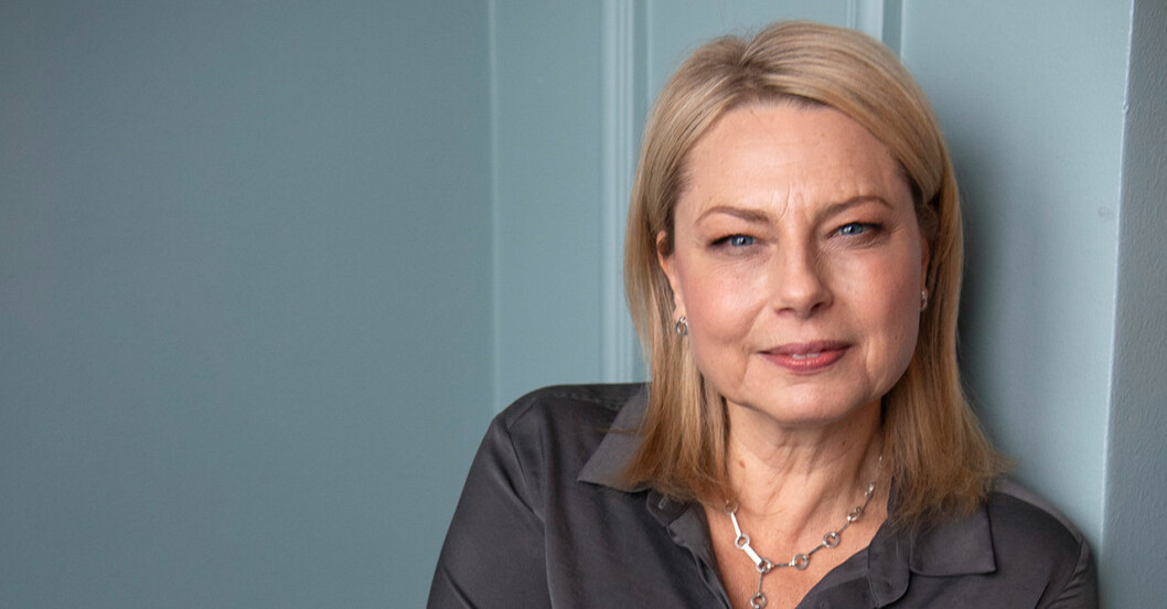 Helena Bergströms om åldrandet.
