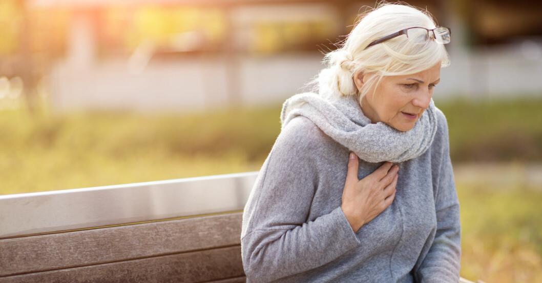 Två typer av hjärtsjukdom drabbar bara kvinnor.