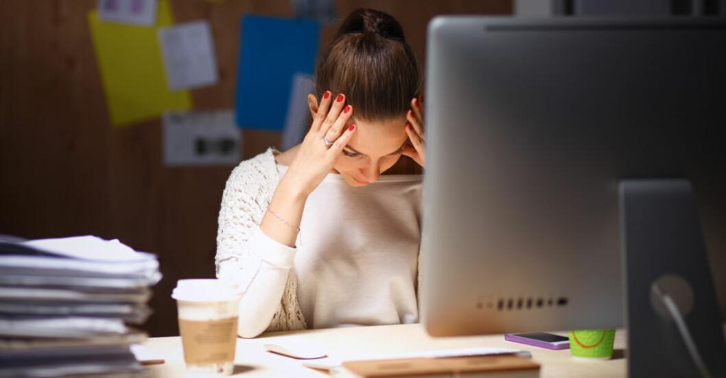 Höga krav på jobbet går inte att väga upp med annat, visar forskning nu.