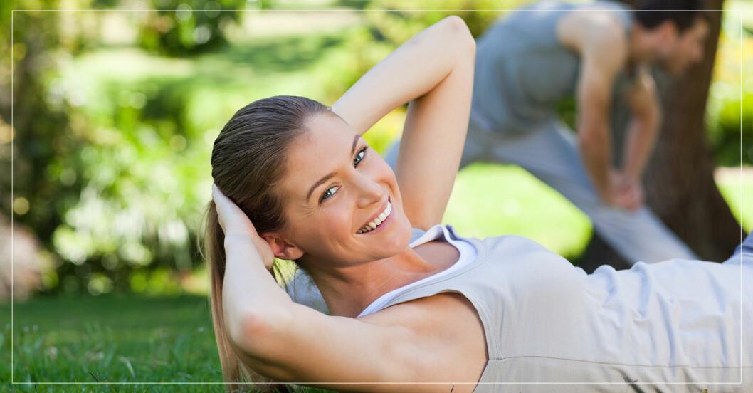 Högt blodtryck kan sänkas av träning