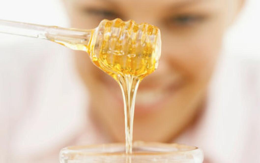 Honung är en riktig skatt i skafferiet!