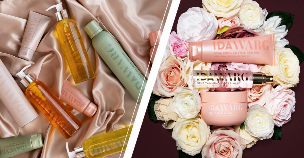 Produkter från Ida Warg beauty