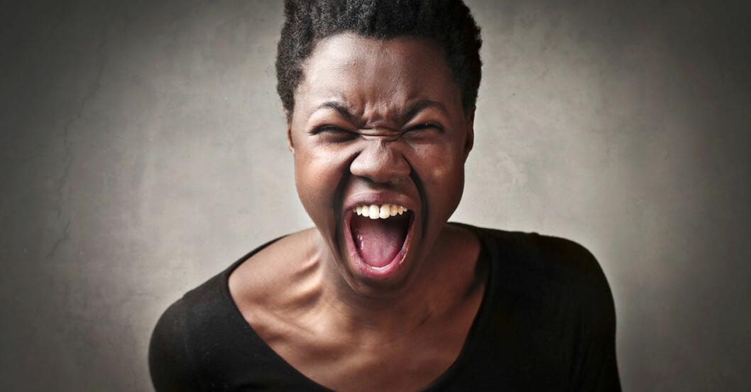 Negativa känslor kan vara hälsosamt.