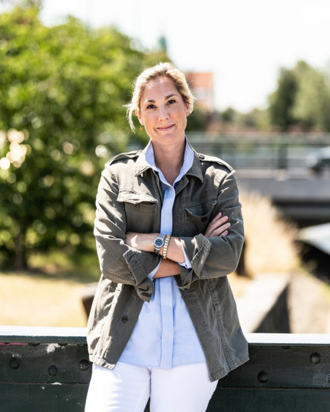 Charlotte Ljung.