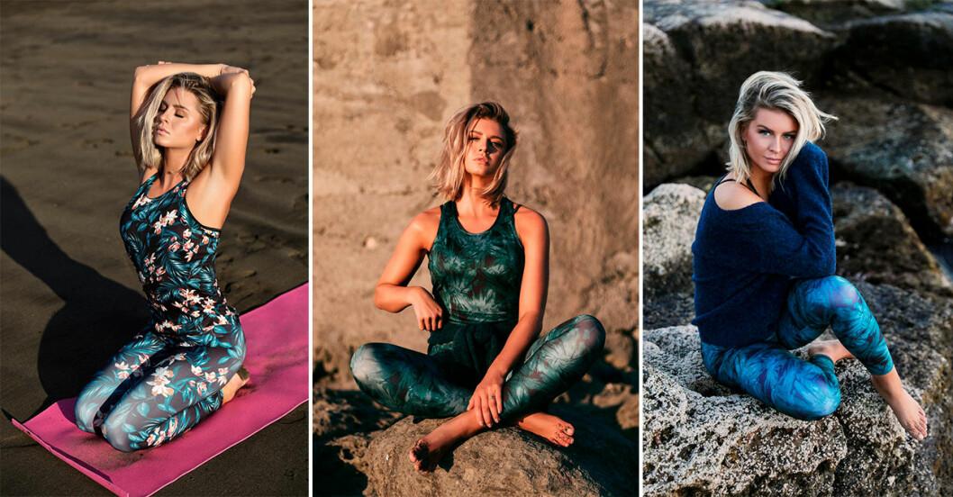 Indiska släpper yogakollektion