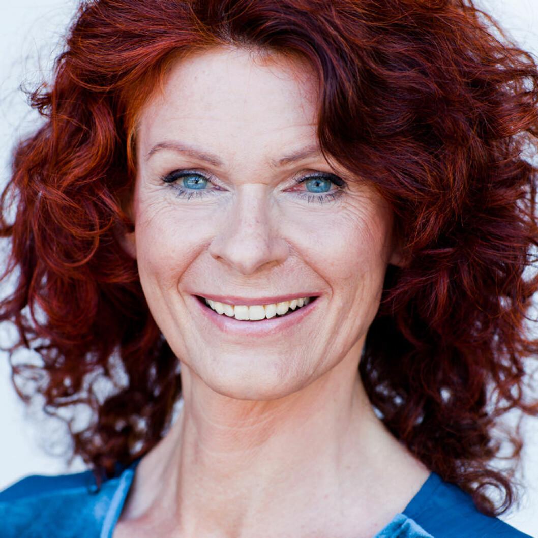 Dansinstruktören Ingeborg Belfrage följer med på träningsresan