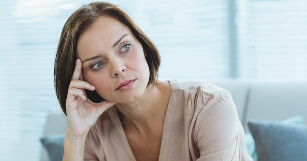 Årstidsbunden depression kan ge extrem trötthet.