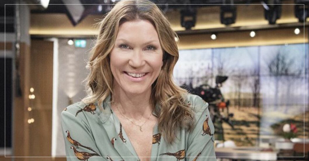 Jenny Alversjö i Nyhetsmorgon
