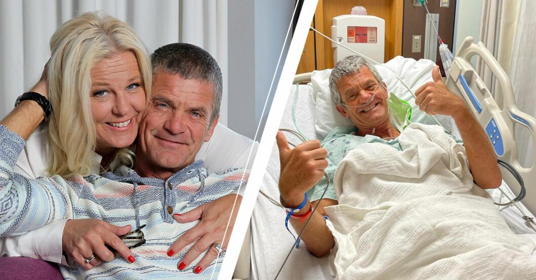 Jesper Parnevik inlagd på sjukhus för operation