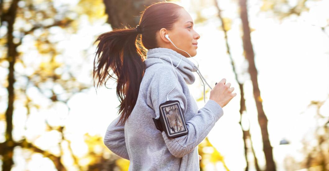Ny forskning visar att även kortare löprundor minskar risken att dö i förtid med 27 procent.
