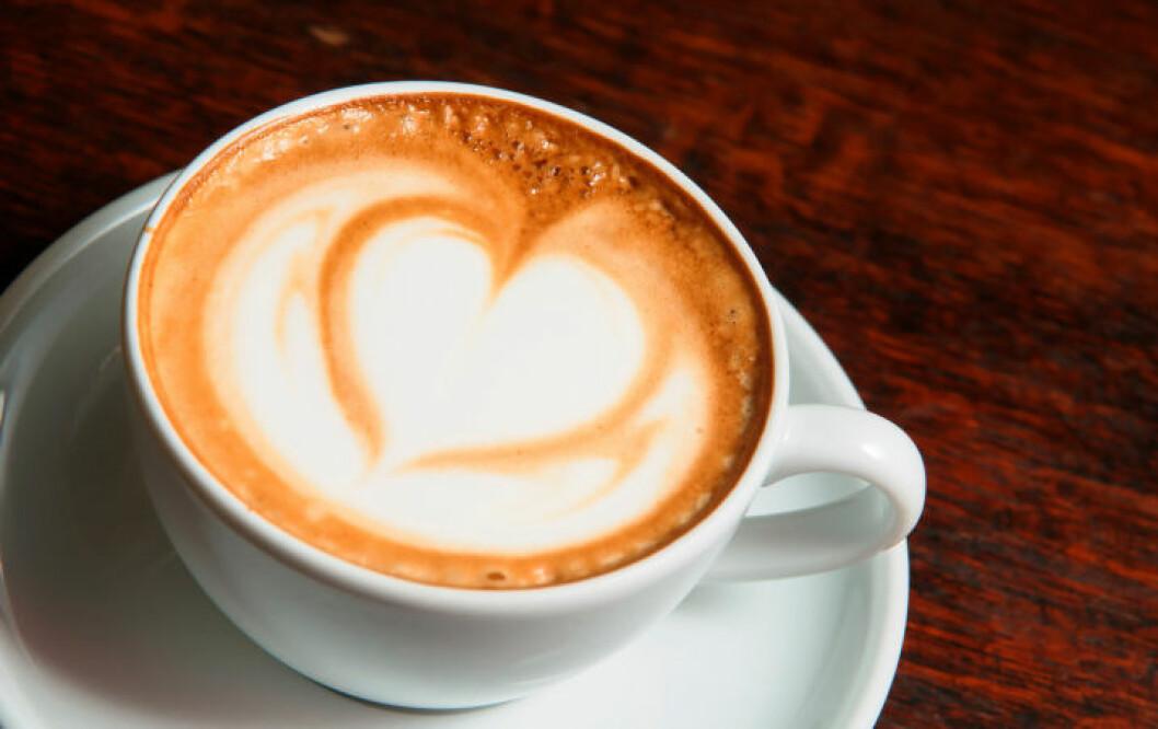 6 fördelar med en kopp kaffe