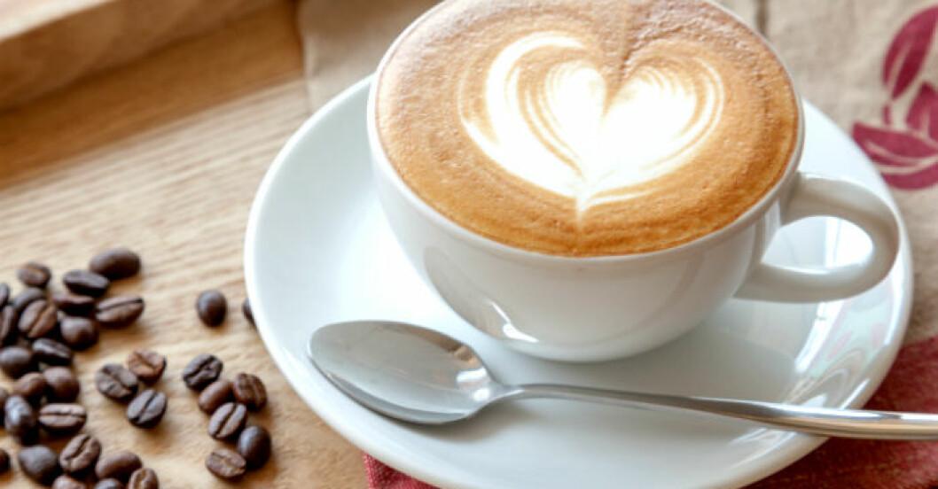 Kaffe kan ge PMS