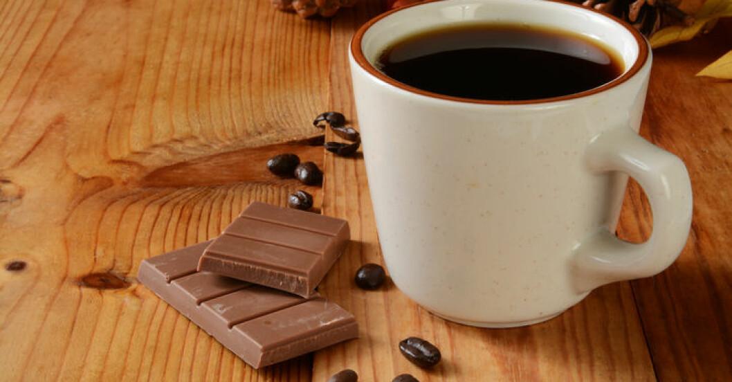 Kaffe och choklad – bästa kombon!