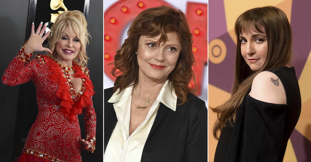 kändisar som berättat om sin endometrios