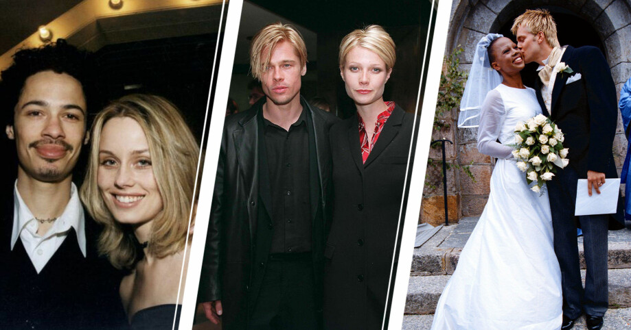 brad pitt och gwyneth paltrow, alice bah kuhnke och henrik johnsson, Eagle-Eye Cherry och Helena af Sandeberg