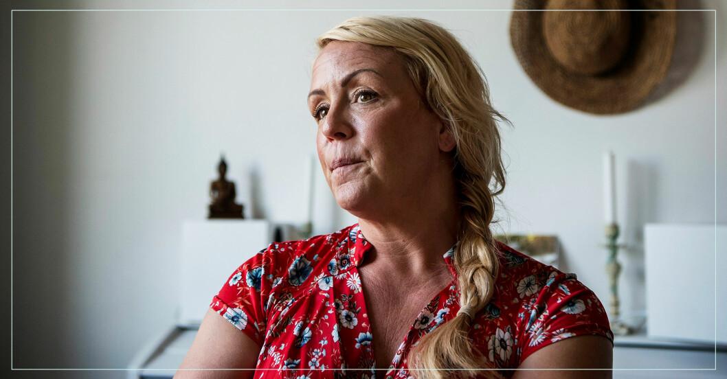 Karin Adelsköld ord om klimakteriet: Börjar ju redan vid 40