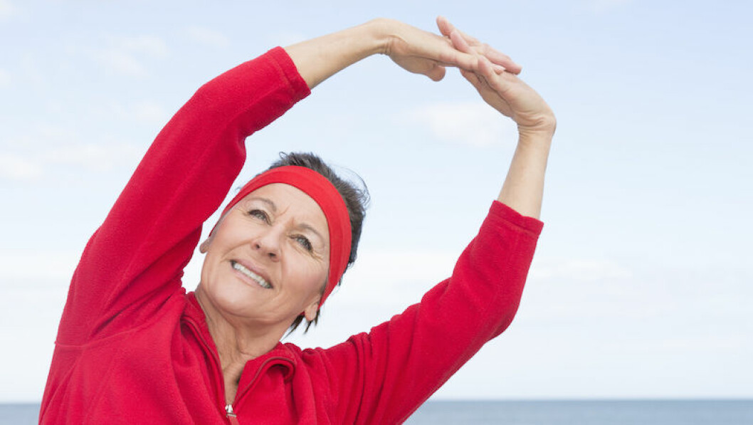 Här är träningsformerna som får dig att må bättre under klimakteriet