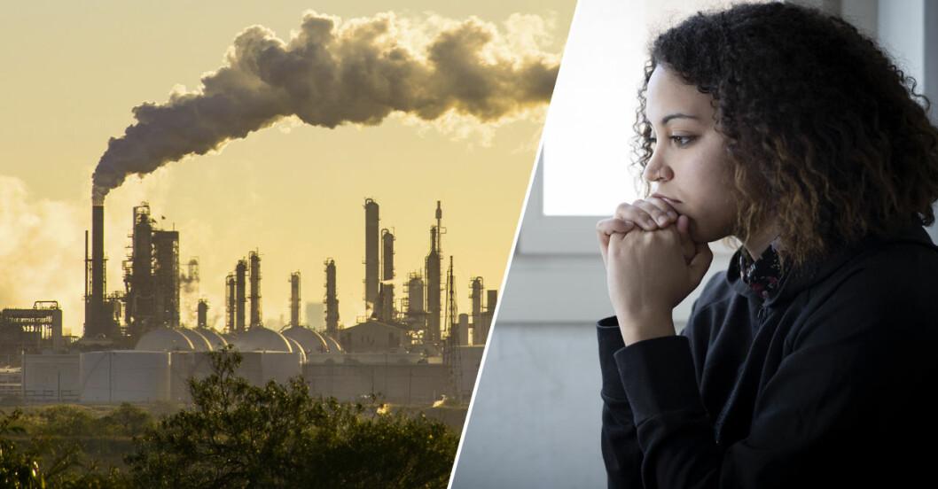 Klimathotet blir ett hälsohot.