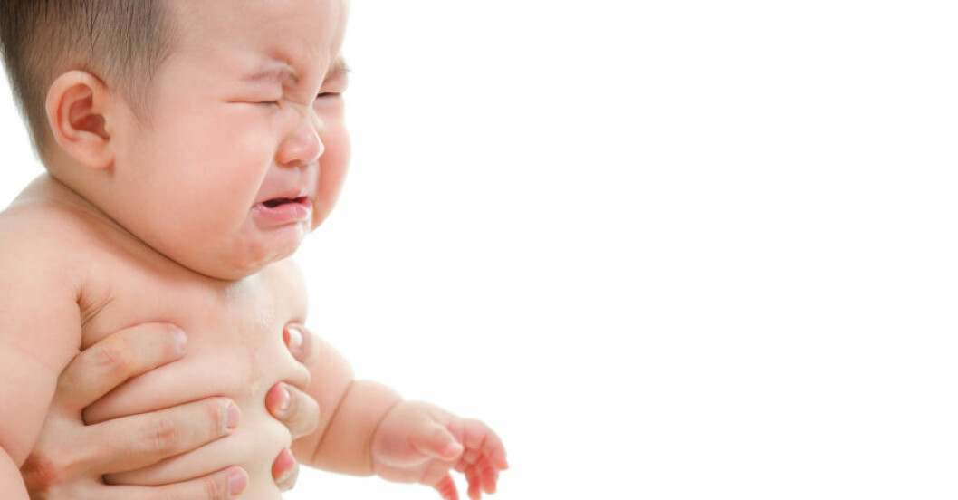 kolik-spädbarnskolik