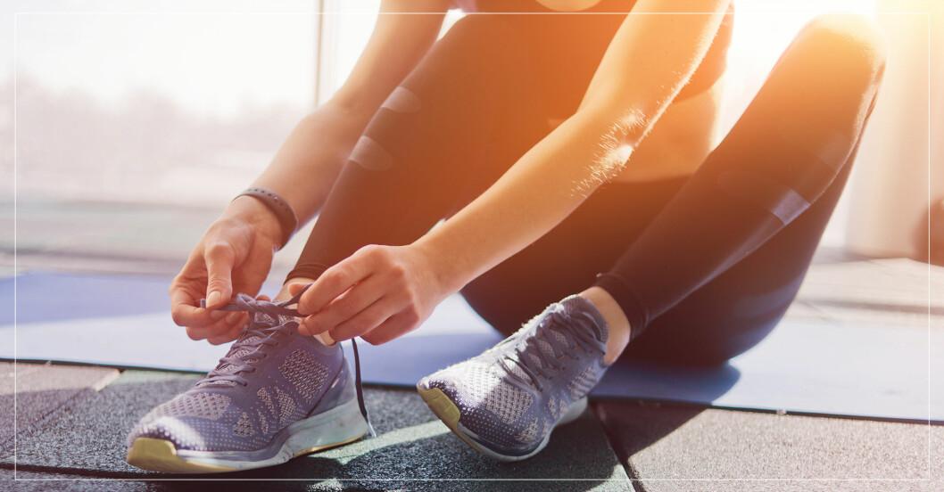 Börja springa tips och motivation