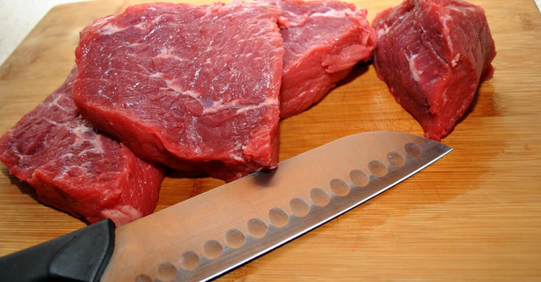 Köttfusk i Brasilien.