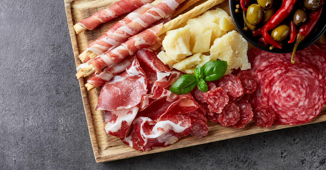 WWF guide kött och ost.