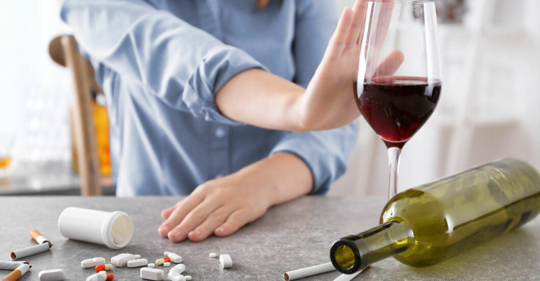 Blanda inte alkohol med dessa läkemedel.