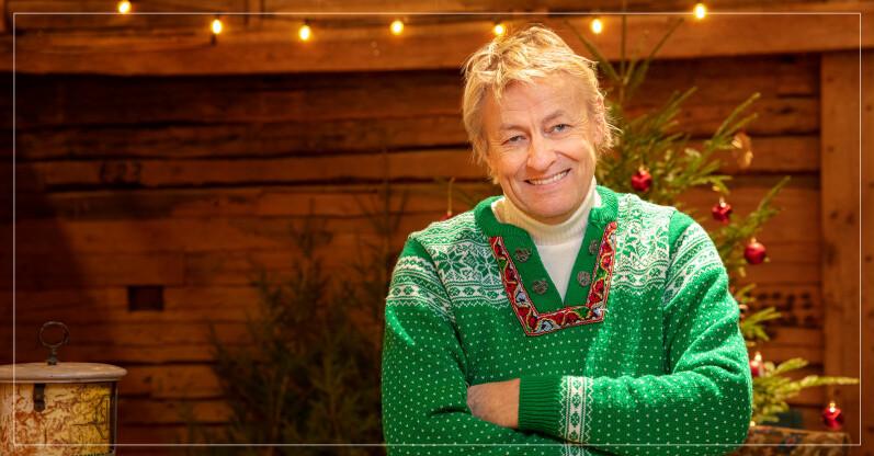 Lars Lerin är årets julvärd 2020